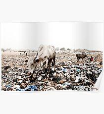 Agbogbloshie Wastelands Poster