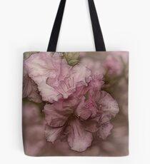 Dusky Pink Azalea Tote Bag