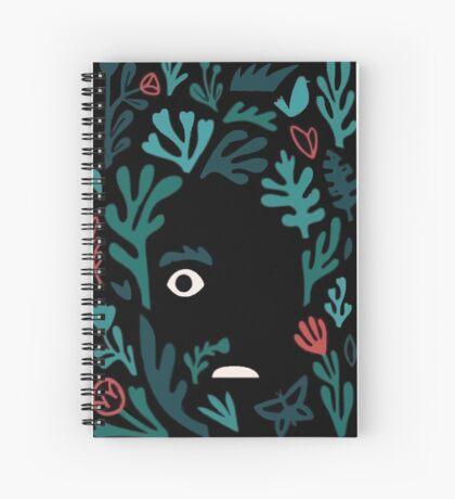 Guava Island Spiral Notebook