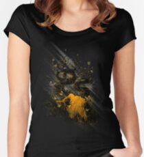 Decay Women's Fitted Scoop T-Shirt