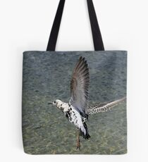 Flight Of The Ruff Tote Bag