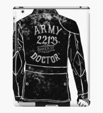 The Army Doctor iPad Case/Skin
