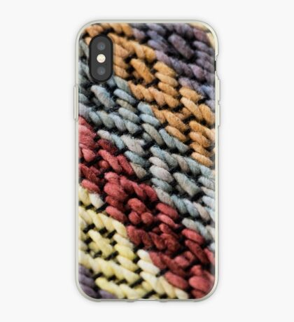 Plant Dyed iPhone Case