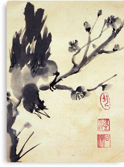 Black Bird by Wieslaw Borkowski Jr.