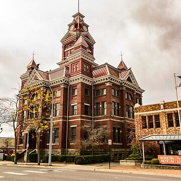 The Old City Hall, Bellingham, Washington by mtbearded1