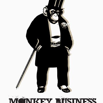 Monkey Business by LunizDinocrat