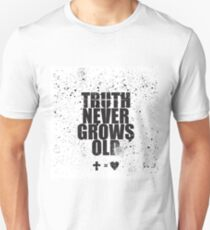 truth never grows old-hillsong Slim Fit T-Shirt