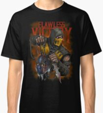 Scorpion: Flawless Victory Classic T-Shirt