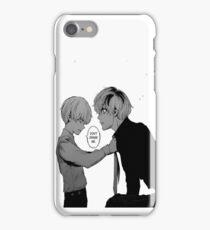 Tokyo Ghoul -- Don't Erase Me iPhone Case/Skin
