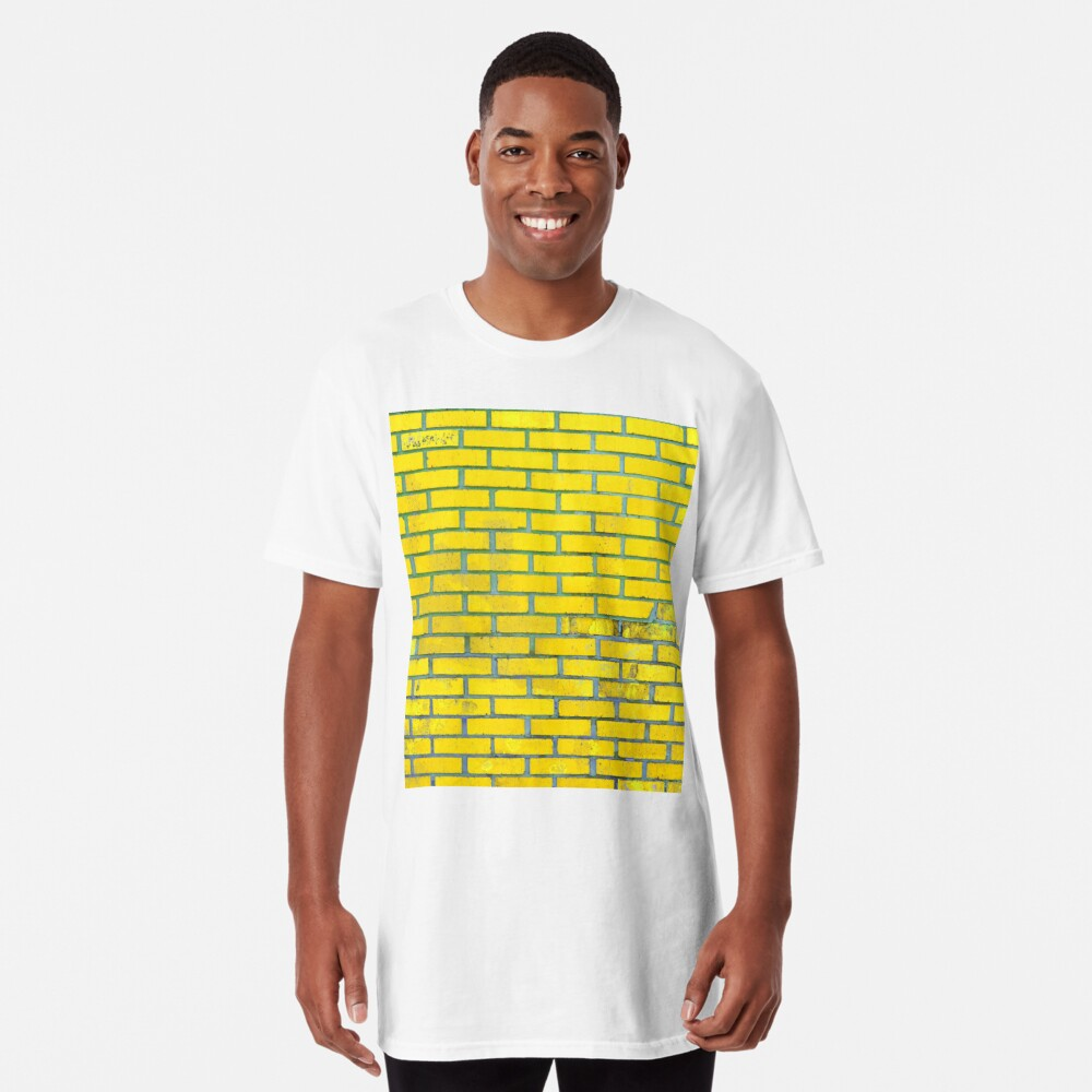 Yellow bricks Long T-Shirt