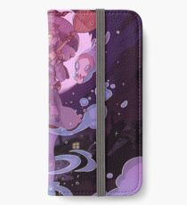 Hexe iPhone Flip-Case/Hülle/Skin