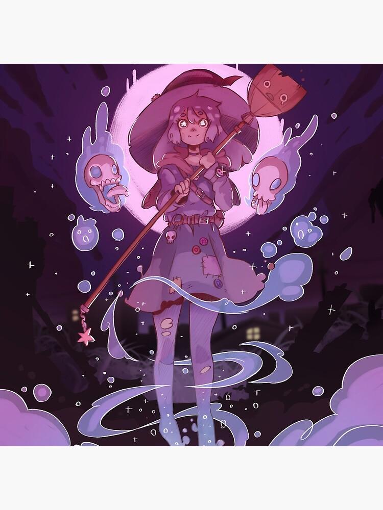 Witch by carlesdalmau