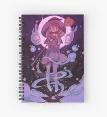 Cuaderno de espiral Witch