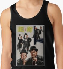 Laurel and Hardy Tank Top
