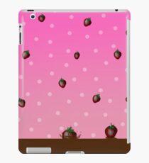 Strawberry & Chocolate iPad Case/Skin