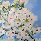 spring blossoms by Sally McColl