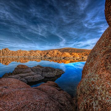 Rocks in a Row by boblarsonphoto