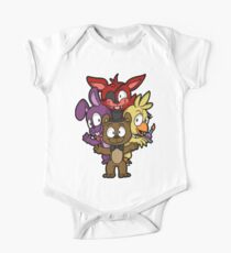 Five Nights at Freddy's Chibi Kids Clothes