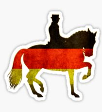 German Totilas Sticker