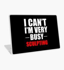 Sculpting Laptop Skin