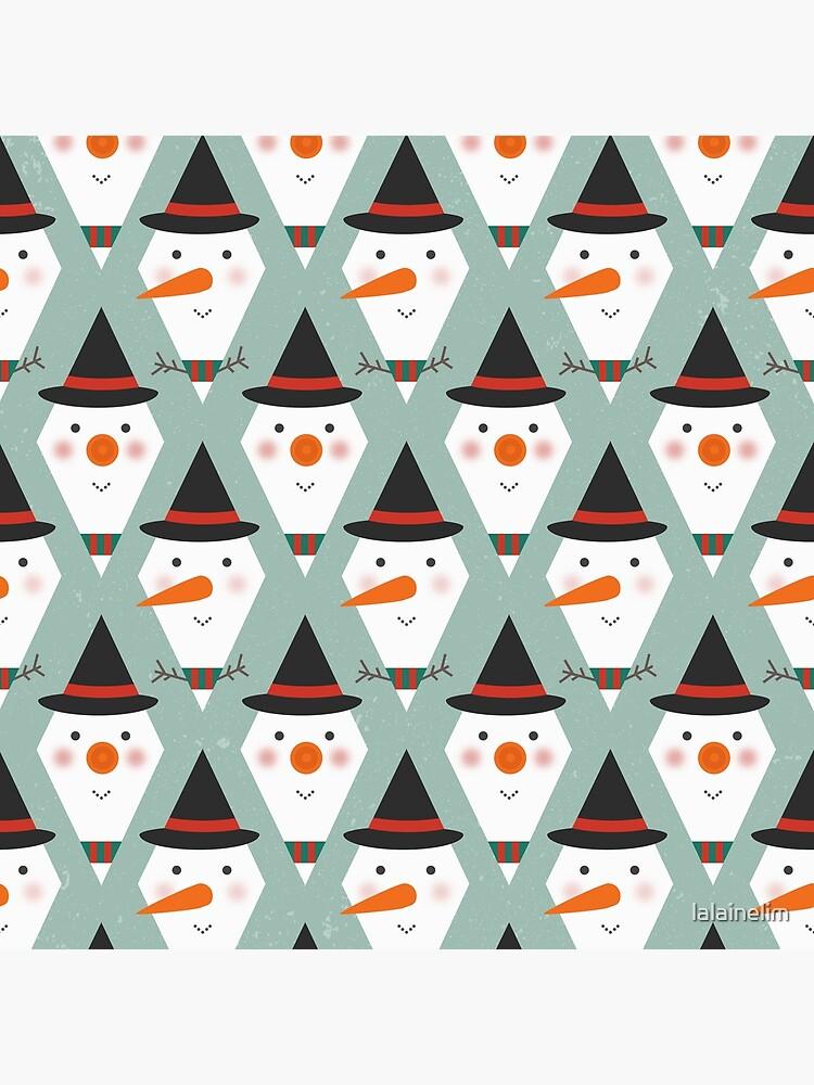 Snowmen Meltdown by lalainelim