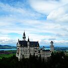 Neuschwanstein  by Julie Masters