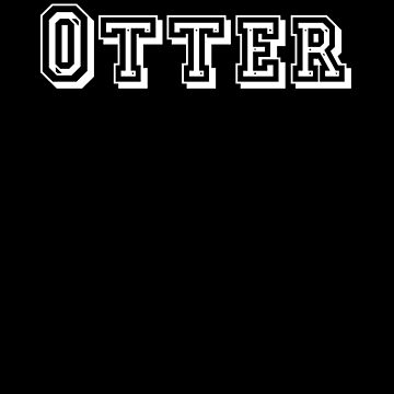 Otter by CreativeTs