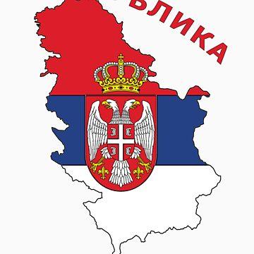 Zammuel's Country Series - Serbia (Република Србија V2) by Zammuel