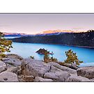 Emerald Bay by Kirk  Hille