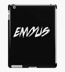 EnVyUs White iPad Case/Skin