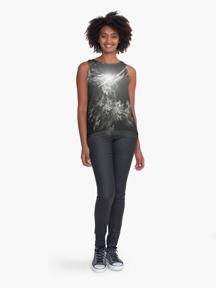 Alternate view of Rise Sleeveless Top