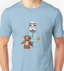 Schläfriger Trooper Slim Fit T-Shirt