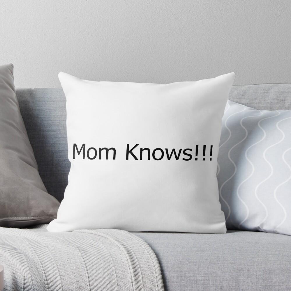 Mama weiß Dekokissen
