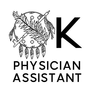 Escudo de asistente médico de Oklahoma de annmariestowe
