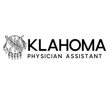Oklahoma Physician Assistant Horizontal by annmariestowe