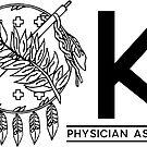 «Ayudante de médico de Oklahoma pequeño» de annmariestowe