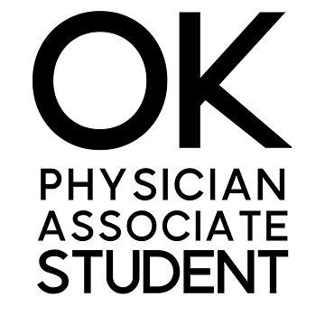 OK Physician Associate Student by annmariestowe