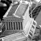 Microparthenon by Ian Maclellan