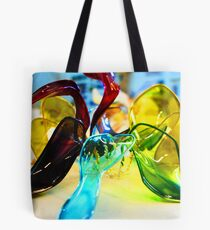 Abstract model Tote Bag