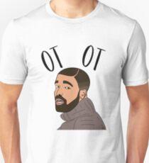 Drake liebt Ergotherapie Slim Fit T-Shirt