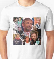 John Simm Collage Unisex T-Shirt