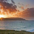 Balnakiel Bay, Sutherland, Scotland by Andrew Doggett