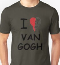 I love Van Gogh T-Shirt