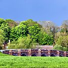 Old Mill Bridge by Clive