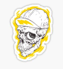 RADISKULL! Sticker