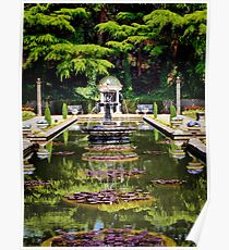 The Roman Gardens Poster