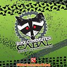 BCC 'Tire Tracks'  by Bike Commuter Cabal