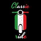 «Classic vintage motorcycle t-shirt» de diegogdrc