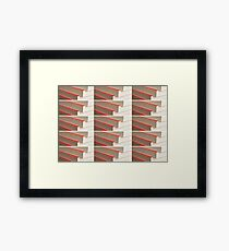 books and books and books Framed Print