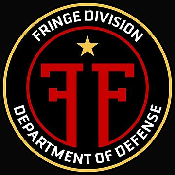 FRINGE Division Department of Defense by geeksunite